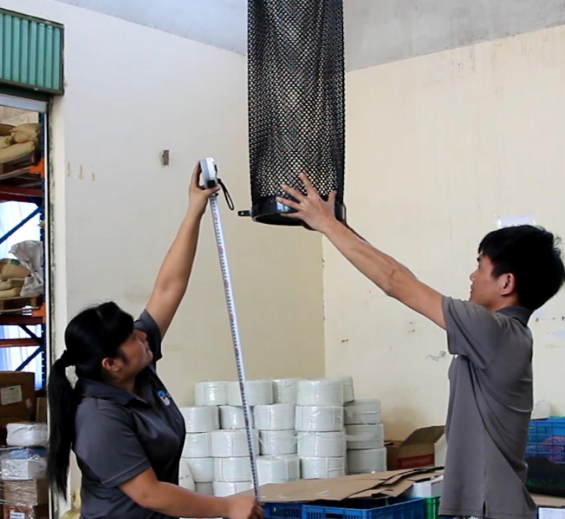 Testing Equipment Zapco Aquaculture Oyster Farming Equipment